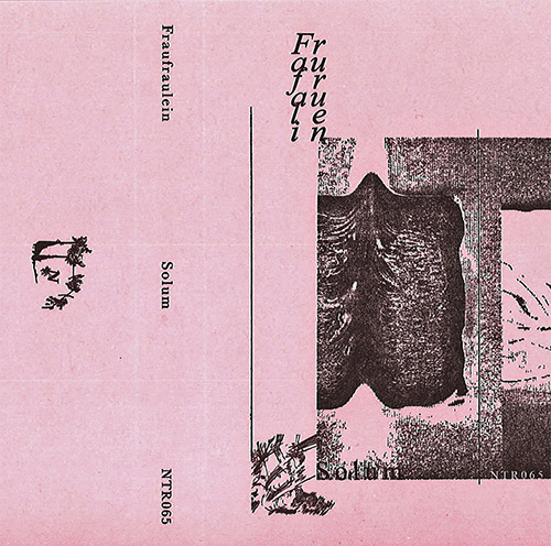 Fraufraulein (Billy Gomberg / Anne Guthrie): Solum [CASSETTE] (Notice Recordings)