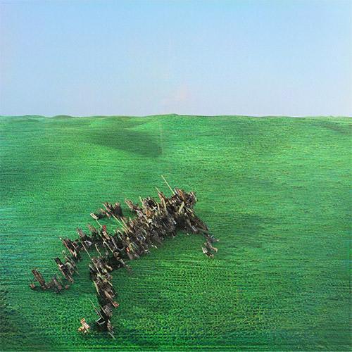 Squid: Bright Green Field (Warp Records)