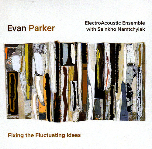 Parker, Evan ElectroAcoustic Ensemble (w/ Sainkho Namtchylak): Fixing the Fluctuating Idea (Victo)