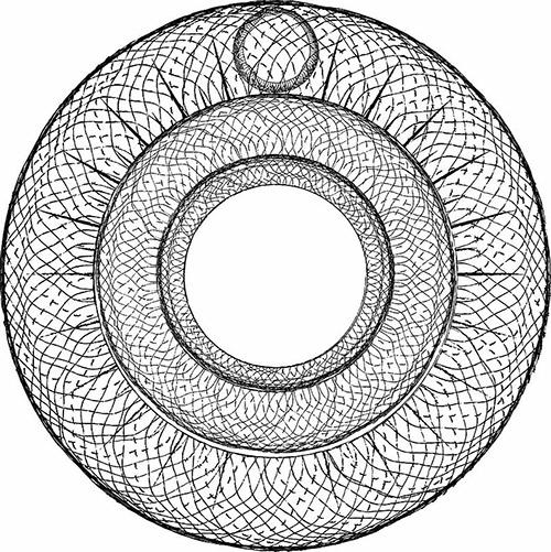 Dinel, Karbe: MMXX-09: Ouroboros [CLEAR VINYL] (Matiere Memoire)