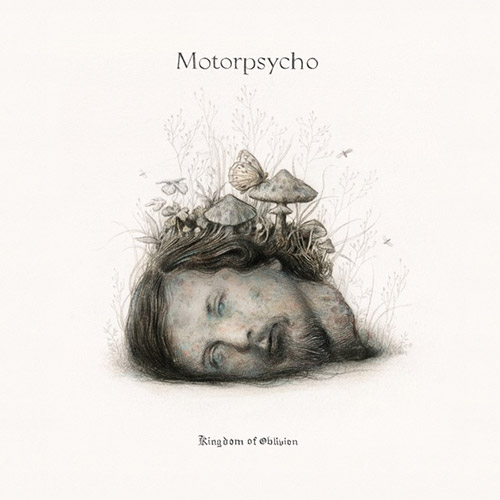 Motorpsycho: Kingdom of Oblivion [2 LPs CLEAR] (Rune Grammofon)