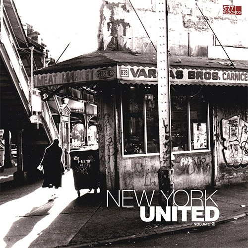 Carter, Daniel / Tobias Wilner / Djibril Toure / Federico Ughi: New York United Volume 2 (577 Records)