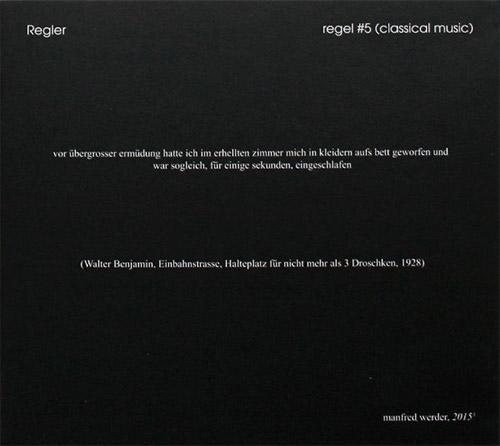 Regler: Regel #5 (Classical Music) (Nueni)