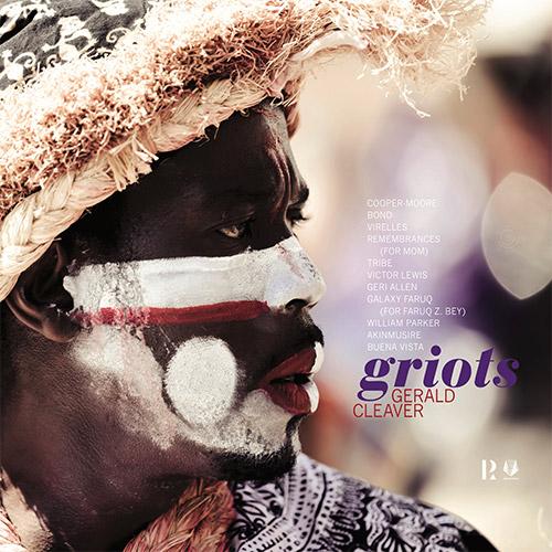 Cleaver, Gerald : Griots (577 Records)