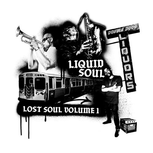 Liquid Soul: Liquid Soul Vol. 1 (Ark 21 Records)