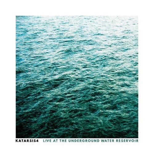 Katarsis4 (Bizys / Janonis / Pancerovas / Jusinskas): Live At The Underground Water Reservoir [VINYL (NoBusiness)