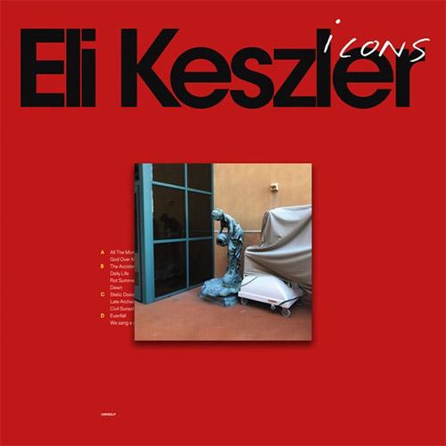 Keszler, Eli: Icons (LuckyMe)