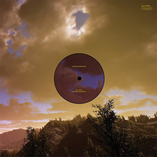Schmickler, Marcus: Sky Dice / Mapping the Studio [VINYL w/ DOWNLOAD] (Editions Mego)