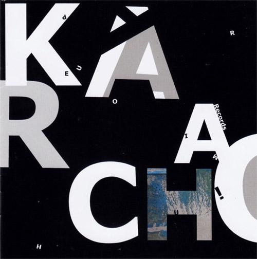 Big Bad Brotzmann Quintet : Karacho! (Euphorium)