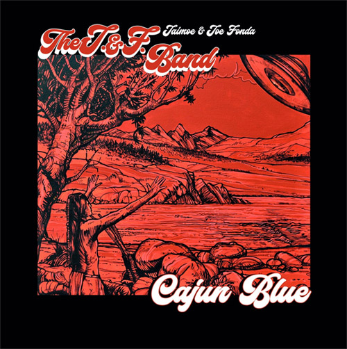 J. & F. Band, The : Cajun Blue (Long Song Records)