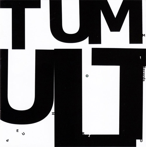 New Old Luten Quintet: Tumult! (Euphorium)