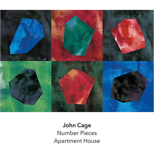 Cage, John / Apartment House: Number Pieces [4-CD BOX SET] (Another Timbre)