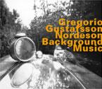 Gregorio, Guillermo / Mats Gustafsson  / Kjell Nordeson: Background Music