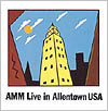 AMM (Prevost / Rowe / Tilbury): Live in Allentown USA