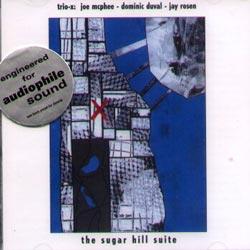 Trio-X: The Sugar Hill Suite