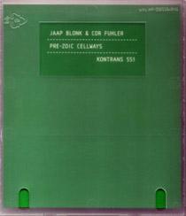Blonk, Jaap / Cor Fuhler: Pre-Zoic Cellways