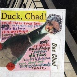 Chadbourne, Eugene: Duck, Chad! (Chadula)