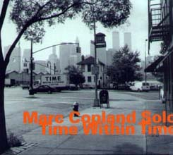 Copland, Marc: Time Within Time