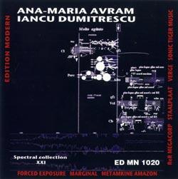 Avram, Ana-Maria / Dumitrescu, Iancu: Spectral Collection XXI