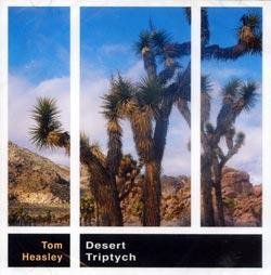 Heasley, Tom: Desert Triptych