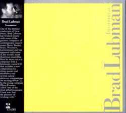 Lubman, Brad: Insomniac <i>[Used Item]</i> (Tzadik)