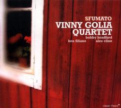 Golia, Vinny Quartet: Sfumato