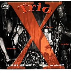 Trio X: In Black + White Live In Ann Arbor + NYC