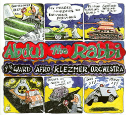 4th Ward Afro Klezmer Orchestra: Abdul the Rabbi (Afro Klezmer Music)