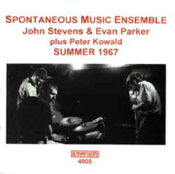 Spontaneous Music Ensemble: Summer 1967 (Emanem)