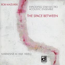 Mazurek, Rob: Space Between [CD + DVD]