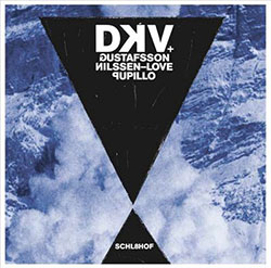 DKV Trio + Gustafsson / Nilssen-Love / Pupillo: Schl8hof [VINYL]