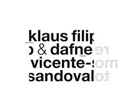 Filip, Klaus / Dafne Vicente-Sandoval: Remoto