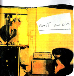 Chadbourne, Eugene / John Zorn: Great Duo Live, 1977-'80 Volume II