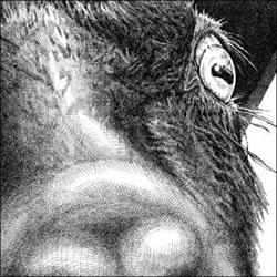 Nilssen-Love, Paal  / Mats Gustafsson: Con Gas [2 x 7-inch SINGLES]