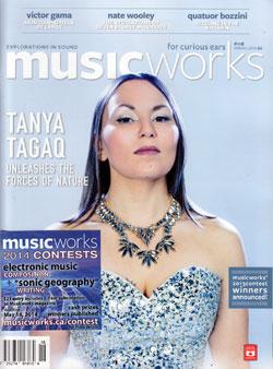 MusicWorks: #118 Spring 2014 [MAGAZINE + CD] (Musicworks)
