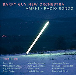 Guy, Barry New Orchestra: Amphi + Radio Rondo