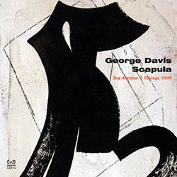 Davis, George: Scapula: Bop Acetates, Chicago, 1949