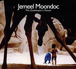 Moondoc, Jemeel: The Zoopkeeper's House (Trio/Quartet/Quintet)
