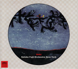 Fujii, Satoko New York Orchestra: Shiki