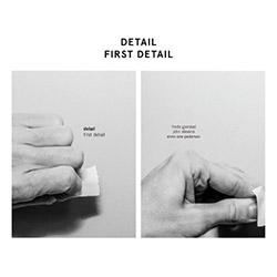 Detail: Stevens / Pedersen / Gjerstad: First Detail [VINYL + CD]