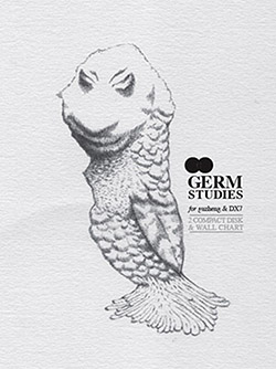 Abrahams, Chris / Clare Cooper: Germ Studies For Guzheng & DX7 (Splitrec)
