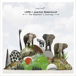Lama + Joachim Badenhorst  (Silva / Smith / Almedia): The Elephant's Journey
