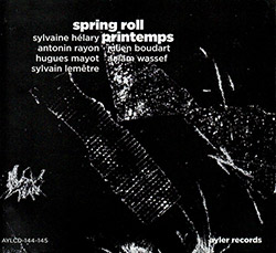 Helary, Sylvaine : Spring Roll / Printemps [2 CDs]