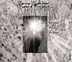 Simmons, Sonny: Leaving Knowledge, Wisdom and Brilliance / Chasing The Bird? [8 CD BOX]