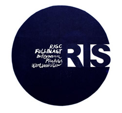 Full Blast (Brotzmann / Pliakas / Wertmuller): Risc (Trost Records)