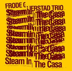 Gjerstad, Frode / Jon Rune Strom / Paal Nilssen-Love: Steam In the Casa