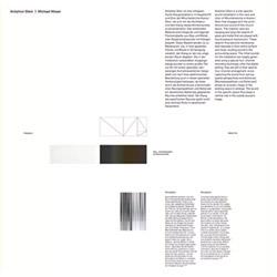 Moser, Michael: Antiphon Stein [2 Vinyl LPs]