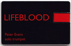 Evans, Peter: Lifeblood [USB Drive]