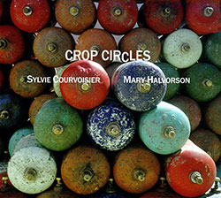Courvoisier, Sylvie / Mary Halvorson: Crop Circles