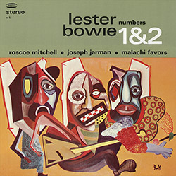 Bowie, Lester: Numbers1 & 2 - 50TH Anniversary Edition